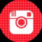 instagram red check circle social media icon