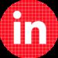 linkeden red check circle social media icon